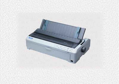 Linux and Windows printer driver for Dot Matrix Printer (DMP)