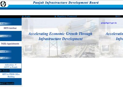Punjab Infrastructure Development Board